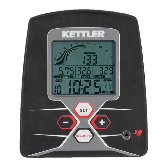 Kettler basic - Eliptica rivo m/Black kettler: Amazon.es: Deportes y aire libre