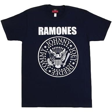 Amazon.com: Impact Men's Ramones Presidential Seal T-Shirt ...