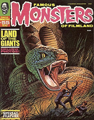 Famous Monsters of Filmland Magazine (1958 series) #55