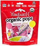 YumEarth Organic Lollipops, 4.2 Ounce (Packaging May Vary) Review