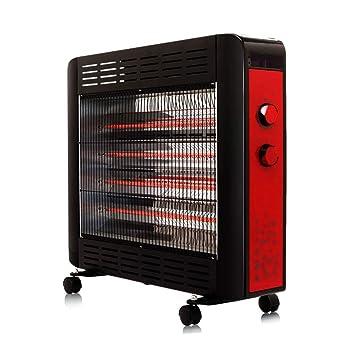 XF Calefactores y radiadores halógenos Calentador de fibra de carbono Baño Calefacción eléctrica de doble uso