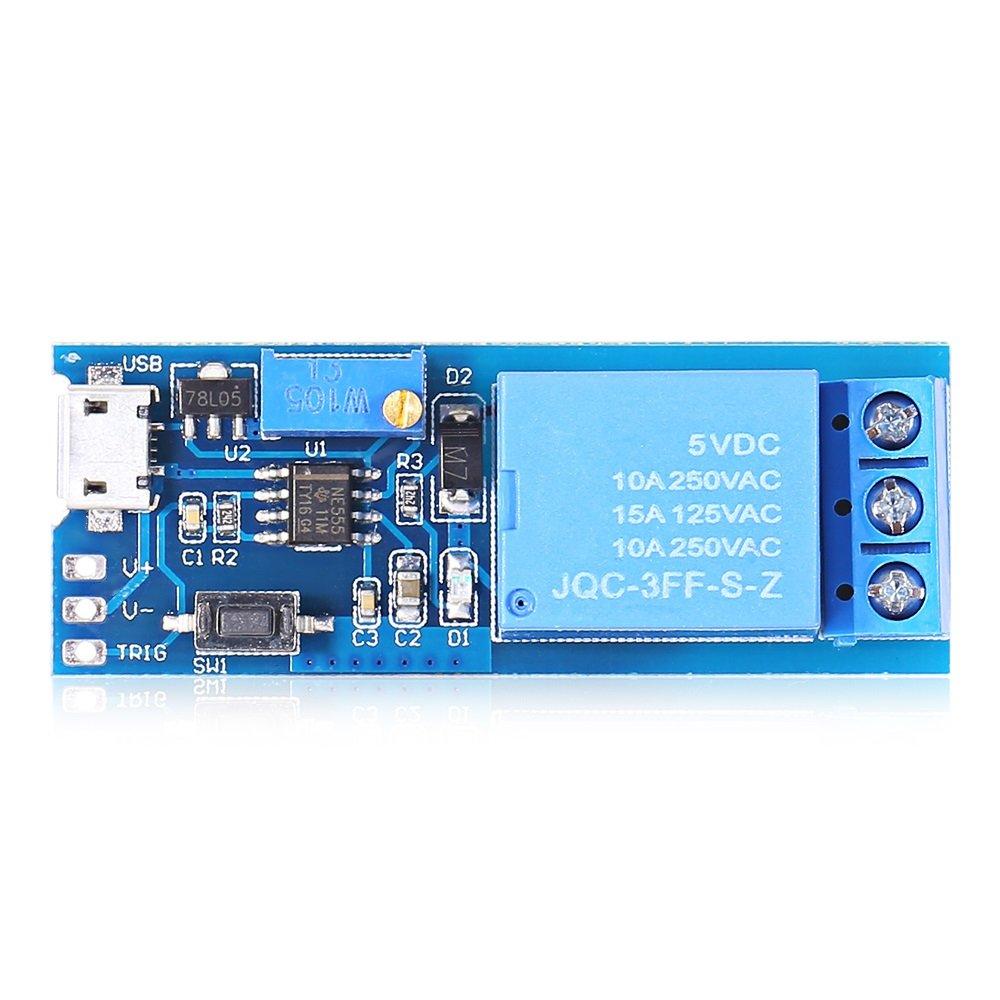 Amazon com: LDTR-WG0058 Relay Module Timer Delay Switch DIY for