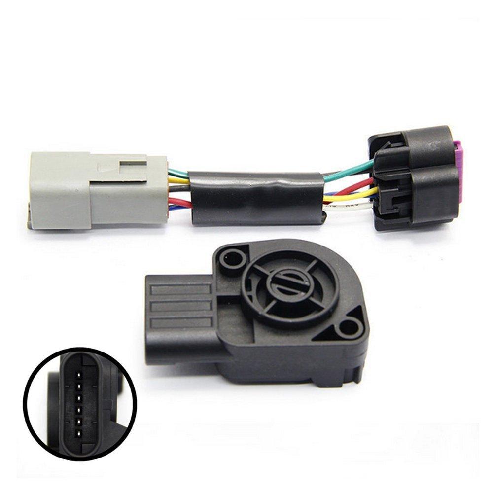 Sensore di posizione del pedale dell'acceleratore Guteauto TPS 53031575 Deutschauto