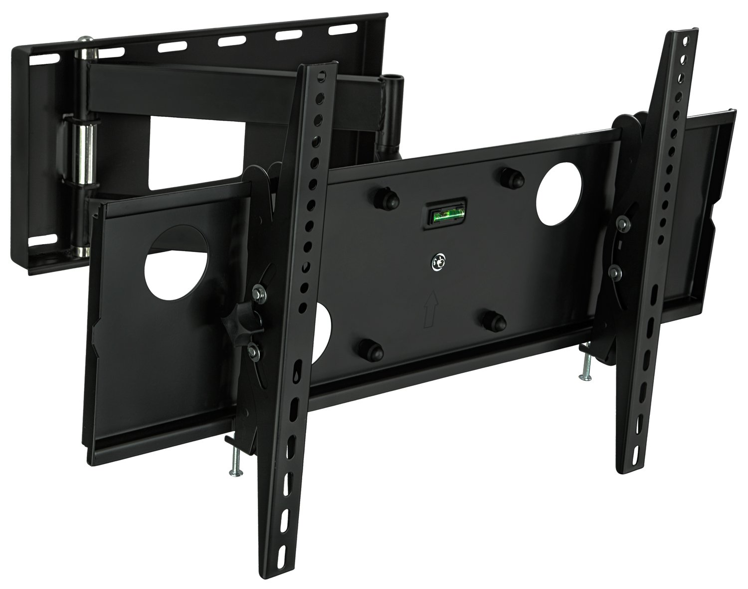 Amazon.com: Mount-It! Articulating Wall Mount, Full Motion LCD TV Bracket  with Extendable Swing Out Arm 32 to 65 Inch Compatible with VESA 200200,  ...