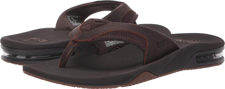 Reef Men's Fanning Speed Logo Sandale  Schuhes eff499