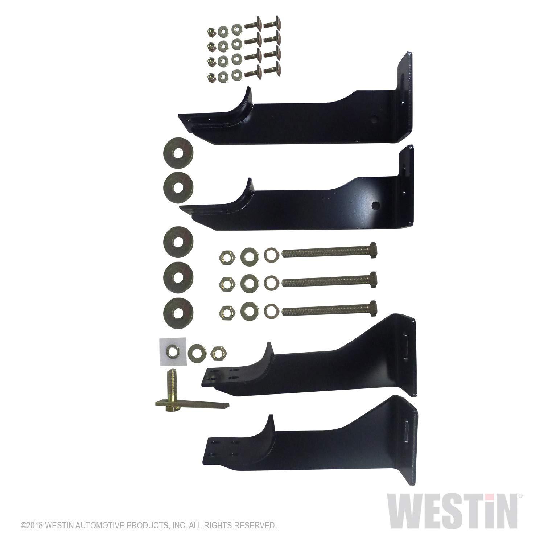Westin 27-1725 Running Board Mounting Kit