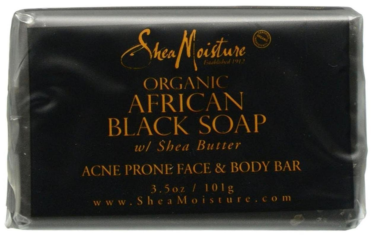 African Black Soap Bar Soap by SheaMoisture #8