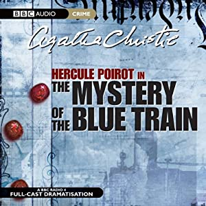 The Mystery of the Blue Train (Dramatised) Radio/TV