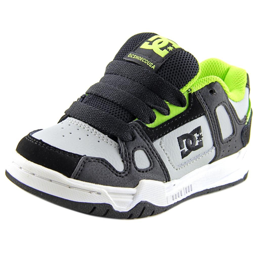 DC Shoes Boys Dc Shoes Stag - Low-Top Shoes - Kids - Us 6 - Grey Grey/Grey/Black Us 6 / Uk 5 / Eu 37 dcshoes ADBS100056-xssk
