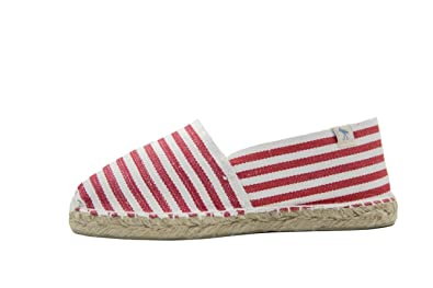 Red Bogatell - Women Espadrille