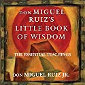 Don Miguel Ruiz's Little Book of Wisdom: The Essential Teachings Audiobook by Don Miguel Ruiz Jr. Narrated by Samuel K. Shaw