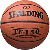 Spalding TF 150 Outdoor Basketball, Size 7