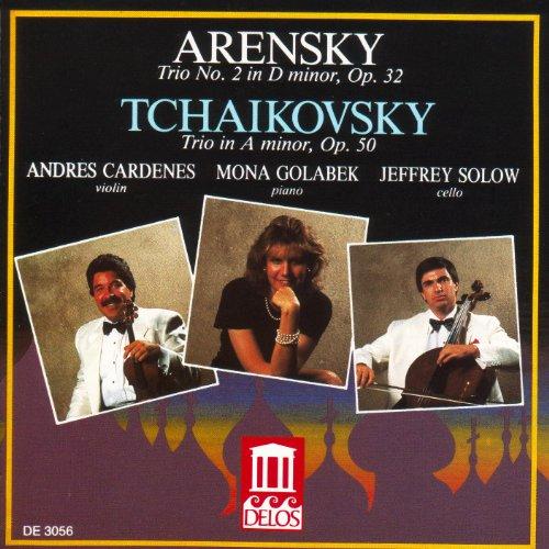 Arensky & Tchaikovsky: Piano Trios ()