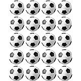 JZK 20 Piezas 32 mm plástico Mesa futbolín balones fútbol para niños y Adultos Fiesta cumpleaños favores Bolsas Fiesta…