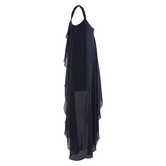 Femme Ferretti Alberta Bleu Soie Robe 04221615290 pHqx50Cx
