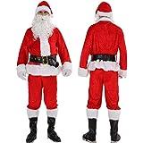 THE TWIDDLERS Traje de Santa para Hombre y Mujer - Conjunto de ...