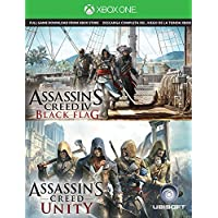 Assassin's Creed IV Black Flag for Xbox One Bundle
