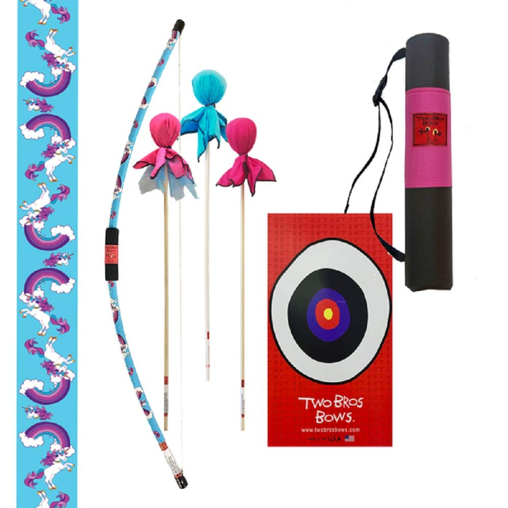 Two Bros Bows Unicorn Archery Combo Set by Two Bros Bows, LLC