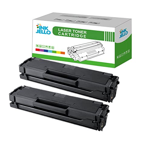 InkJello Compatible Toner Cartucho Reemplazo por Samsung ML-2160 ...