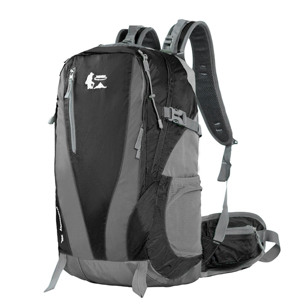 Clear shoulder backpacks// hiking backpacking// riding waterproof outdoor backpack