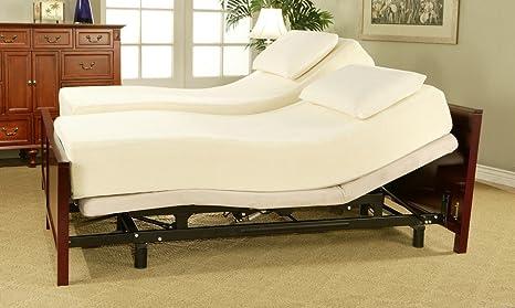 Sleep Science Mattress >> Amazon Com Adjustable Bed Sleep Science Twin Long Size
