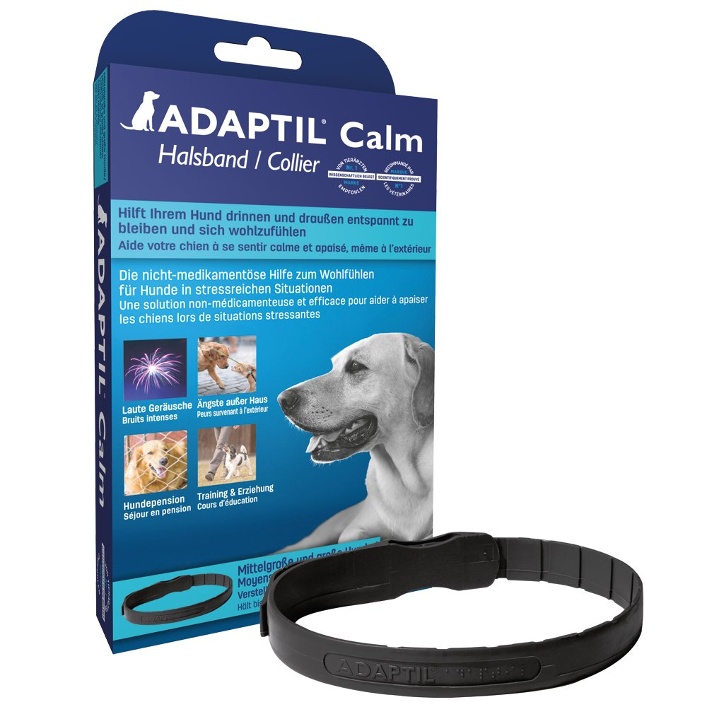 Adaptil Calm On-The-Go Collar for Dogs by Adaptil