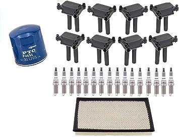 Set of 8 Spectra Premium Direct Ignition Coils for Dodge Jeep Chrysler 5.7L V8
