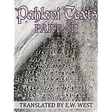 Pahlavi Texts: Part II