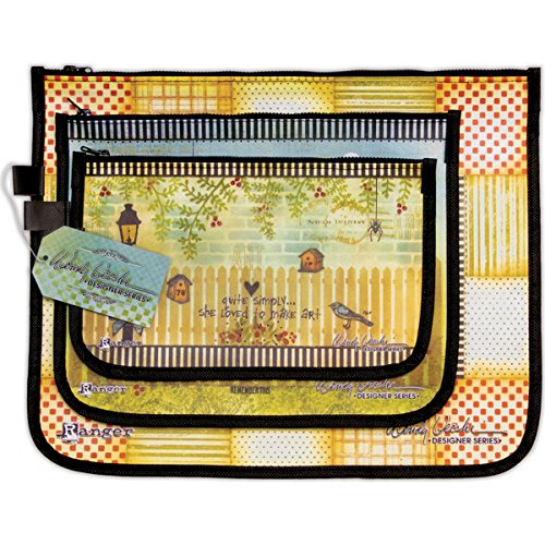 Ranger WVA48657 Wendy Vecchi Designer Accessory Bag Set by Ranger