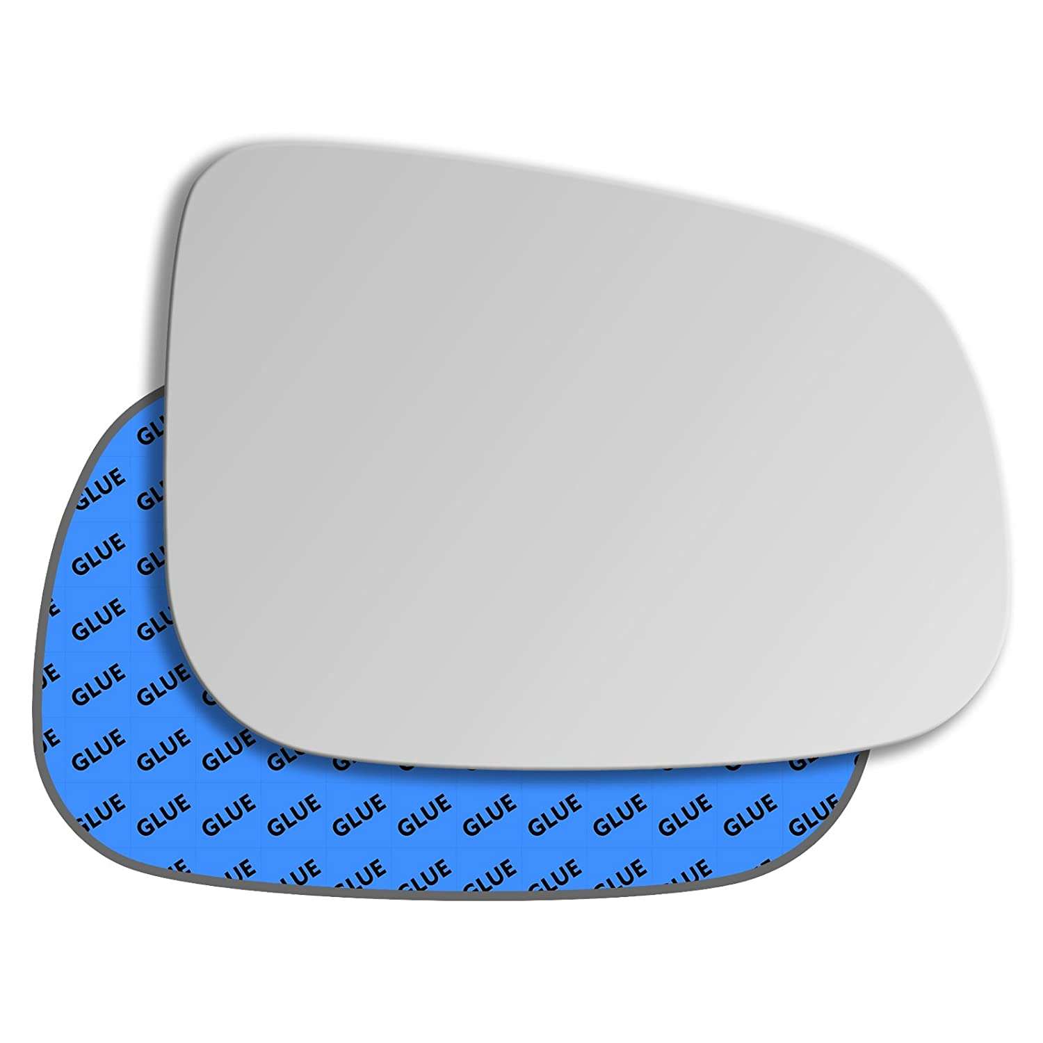 Hightecpl 131RS Right Driver Side Convex Door Wing Mirror Glass Channel Autoparts Limited