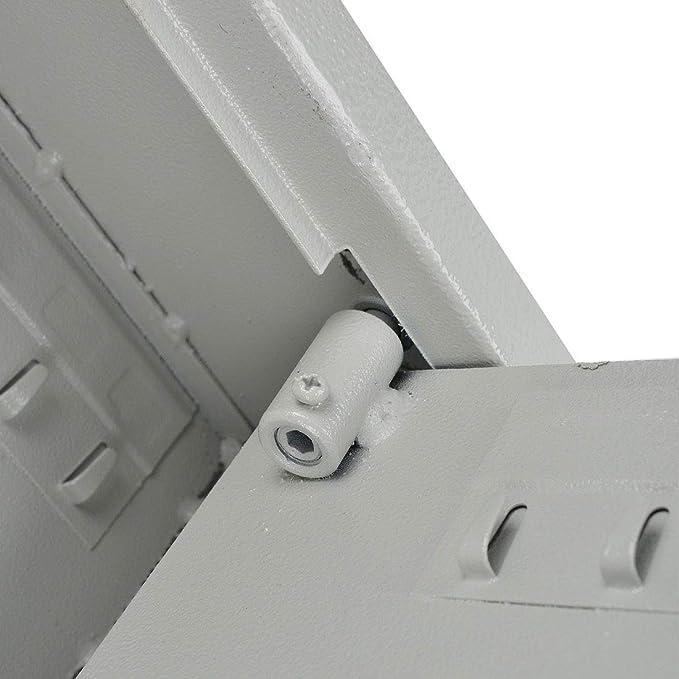 F08 2/m/ètres PVC Barre plastique Barre dangle Quart Tige antichoc 10/x 10/mm