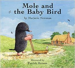 Mole and the Baby Bird: Marjorie Newman, Patrick Benson