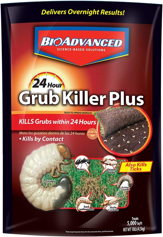 BioAdvanced Grub Killer Plus