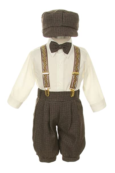 2c5c197cfac22 New Vintage Boys Clothing and Costumes Vintage Dress Suit-Tuxedo Knickers  Outfit Set Baby Boys