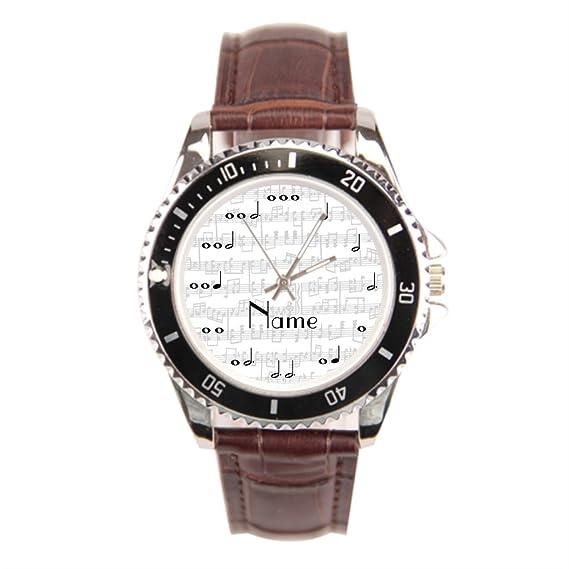 Sueño etapa piel correa de piel relojes para mujer mejores bandas correas: Amazon.es: Relojes