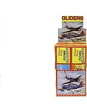 24 aviones planeadores deslizantes para lotes de regalos, juguetes para niños, premios para juegos