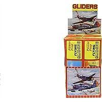24 aviones planeadores deslizantes para lotes de regalos