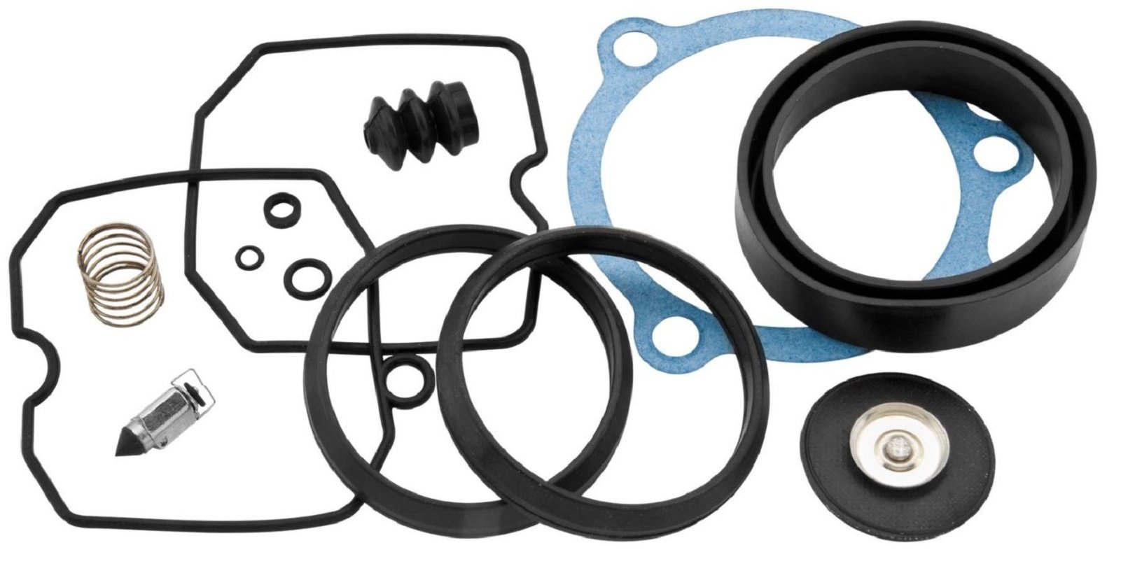 Cycle Craft Carb Rebuild Kit for Keihin CV 20709