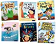 Oxford Reading Tree Story Sparks: Oxford Level 8: Mixed Pack of 6
