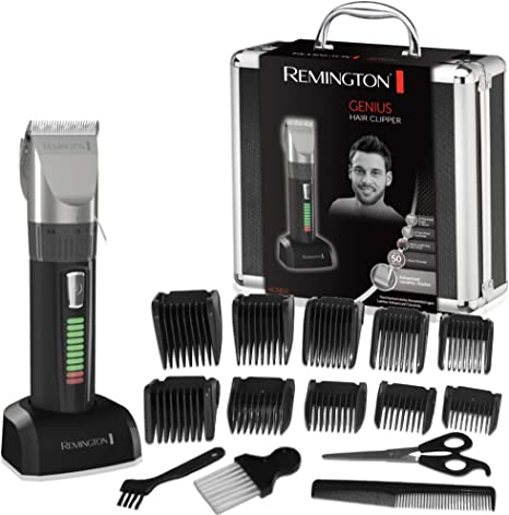 Remington Genius Haarschneider HC5810 Groom Professional Netz-//Akkubetrieb