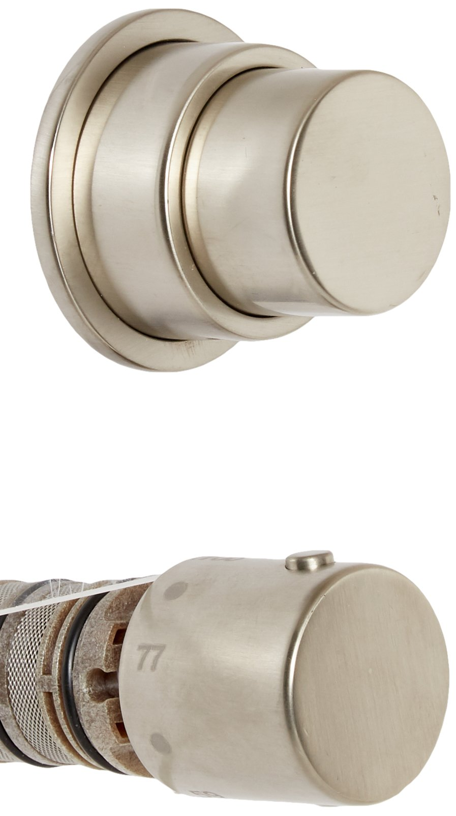 La Toscana 89CR690TH Lady Thermostatic Shower Valve, Chrome
