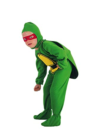 el carnaval Disfraz Tortuga niño Talla de 2 a 4 años: Amazon ...