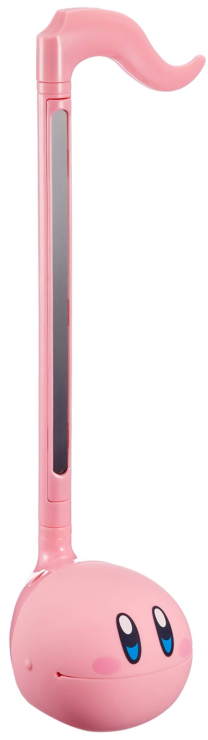 Otamatone [Kirby] Nintendo Video Game Character Japanese Electronic Musical Instrument Portable Synthesizer from Japan by Cube/Maywa Denki, Pink Hero (Japan Import)