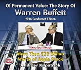 img - for Of Permanent Value:The Story of Warren Buffett/2018 Condensed Edition book / textbook / text book