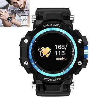 Gereton GW68 Reloj Inteligente a Prueba de Agua IP67 Deportes Smartwatch días Largos Espera Reloj Inteligente Frecuencia Cardíaca Presión Arterial Hombres ...