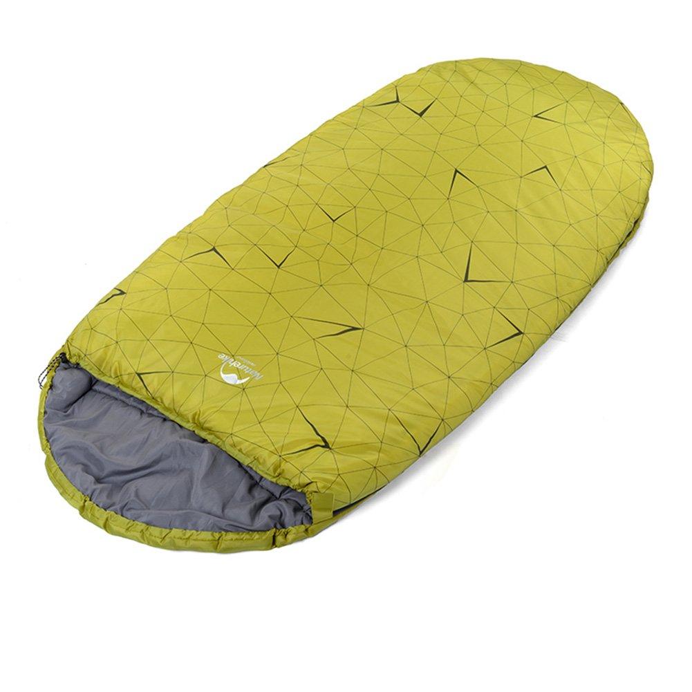 Tentock Winterschlafsack für den Außenbereich, Ultraleicht, groß, wasserdicht, verdickt, Kompressionsschlafsack für Camping, Zelt, Reisen, Bergsteigen