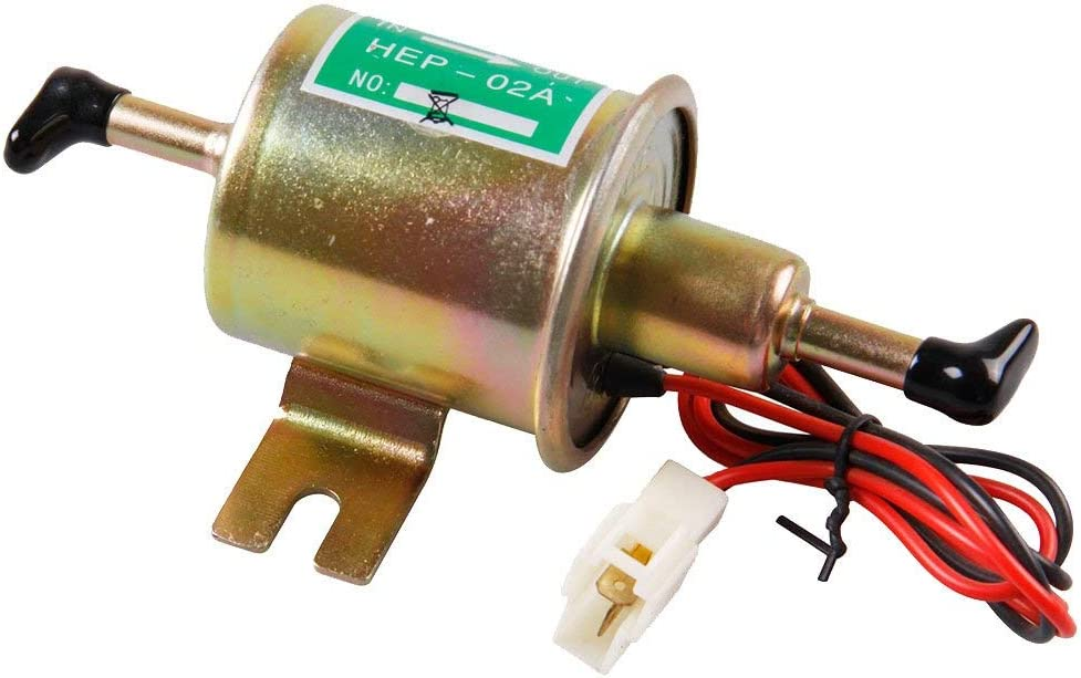 Universal Bomba De Combustible Gasolina Diesel 120 LPH 12 V KIT CAR RALLY de competencia 12 Psi