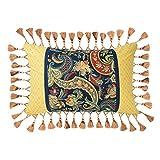 WAVERLY 14562014X020JWL Rhapsody 14-Inch by 20-Inch Oblong Decorative Pillow, Jewel