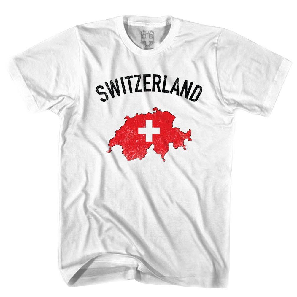 Ultras Switzerland Flag /& Country T-Shirt