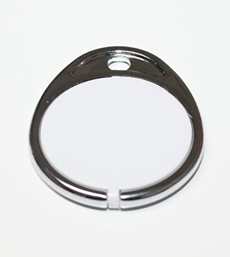 RFID Key Fob/Key Ring RM35 - 64/EM4200 PC + Stainless Steel